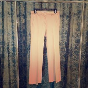 Theory-Demitria 2 pant in pink clay